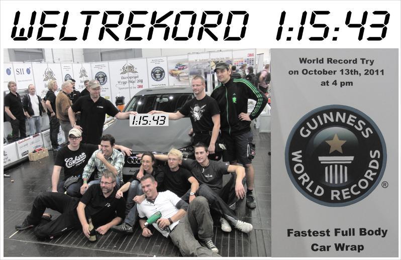 Guinness-Weltrekord 2011