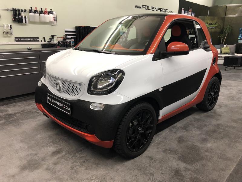Fahrzeugdesign Smart