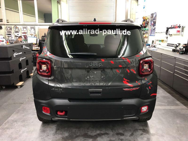 Fahrzeugdesign Renegard